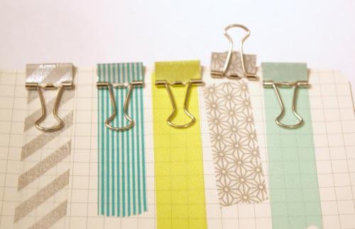 masking tape washi pince